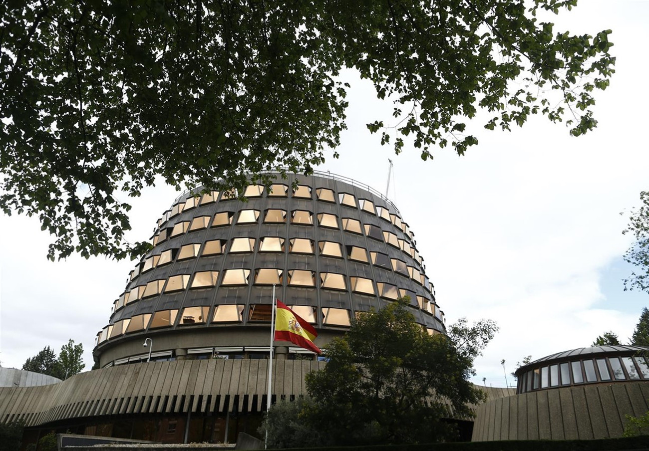 Sede del Tribunal Constitucional. Imagen: Europa Press