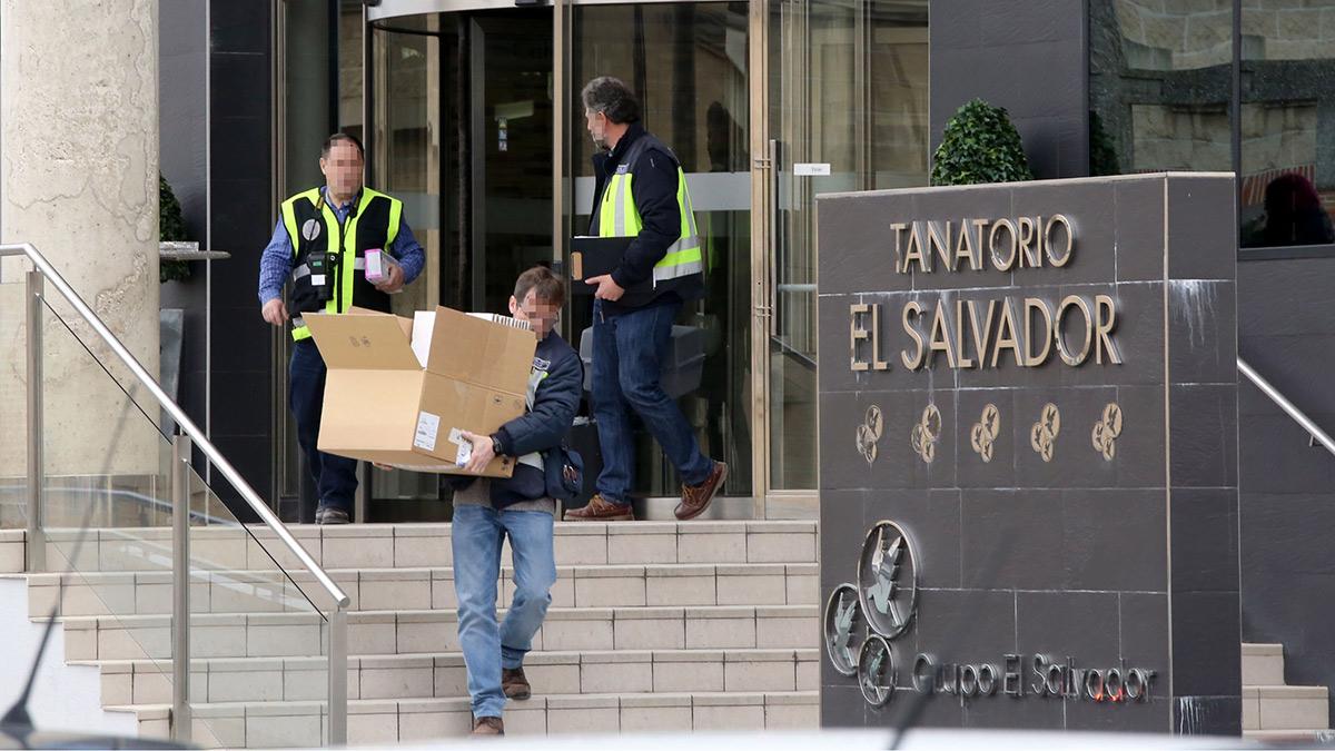 FACUA Castilla y León crea una plataforma de afectados por el fraude de los ataúdes de El Salvador