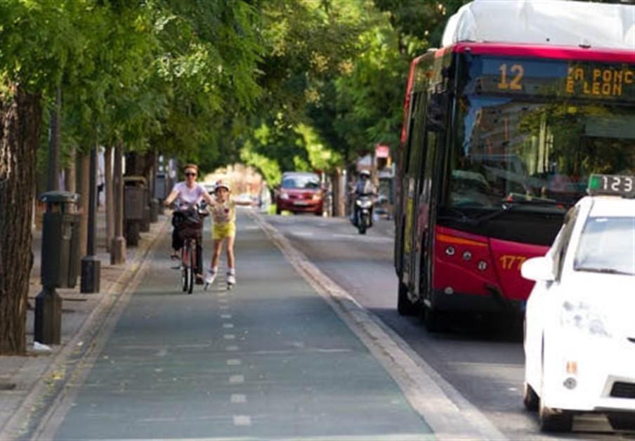 FACUA Sevilla critica que no se consulte a todos los sevillanos sobre el futuro de la Avenida Cruz Roja