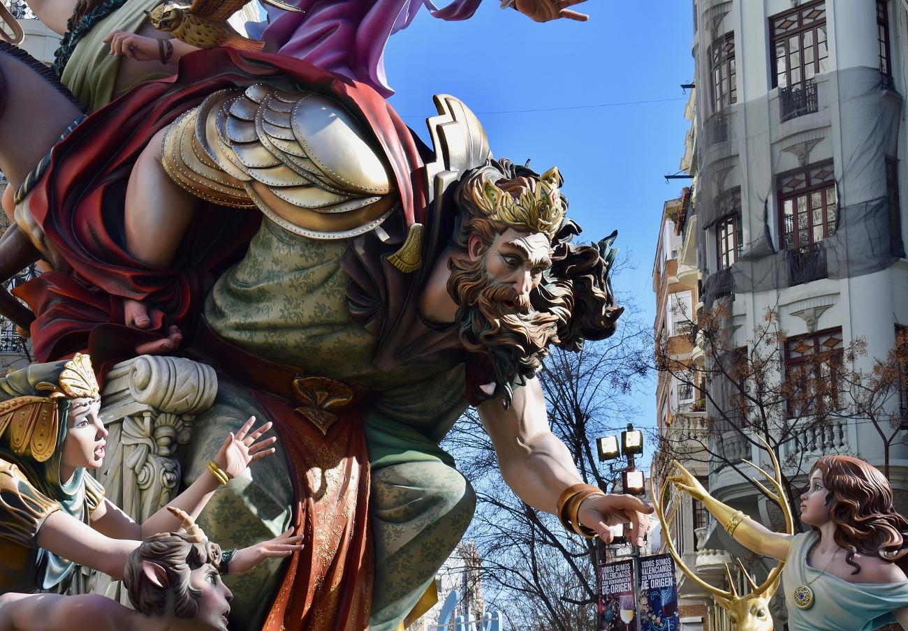 FACUA Comunidad Valenciana pide a las autoridades que hagan cumplir la normativa de pirotecnia en Fallas