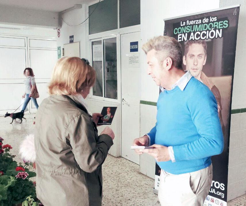En Málaga.