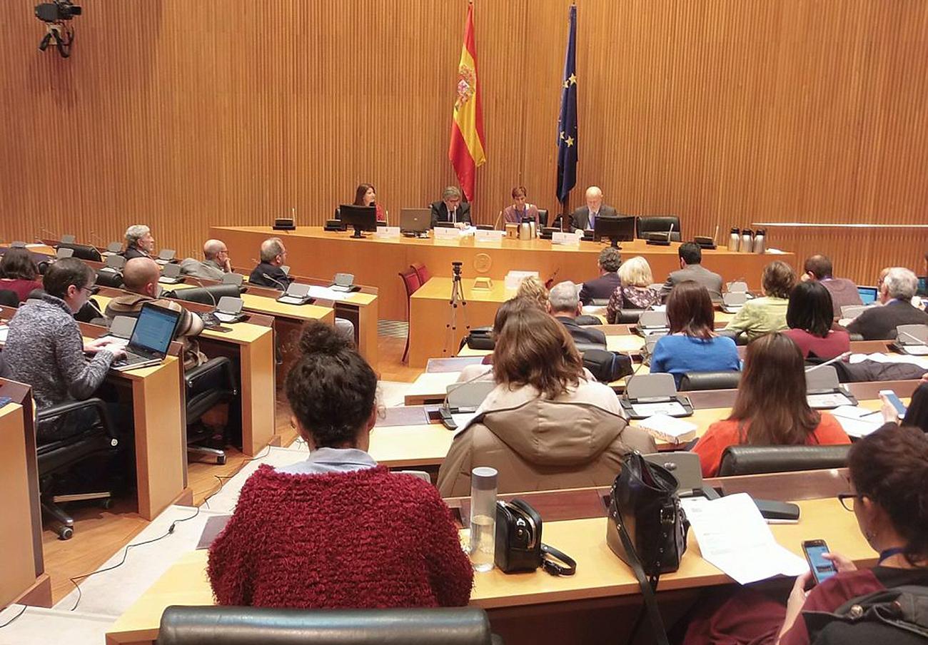 La Plataforma DESC España insta a los partidos a garantizar el ejercicio efectivo de los Derechos Humanos