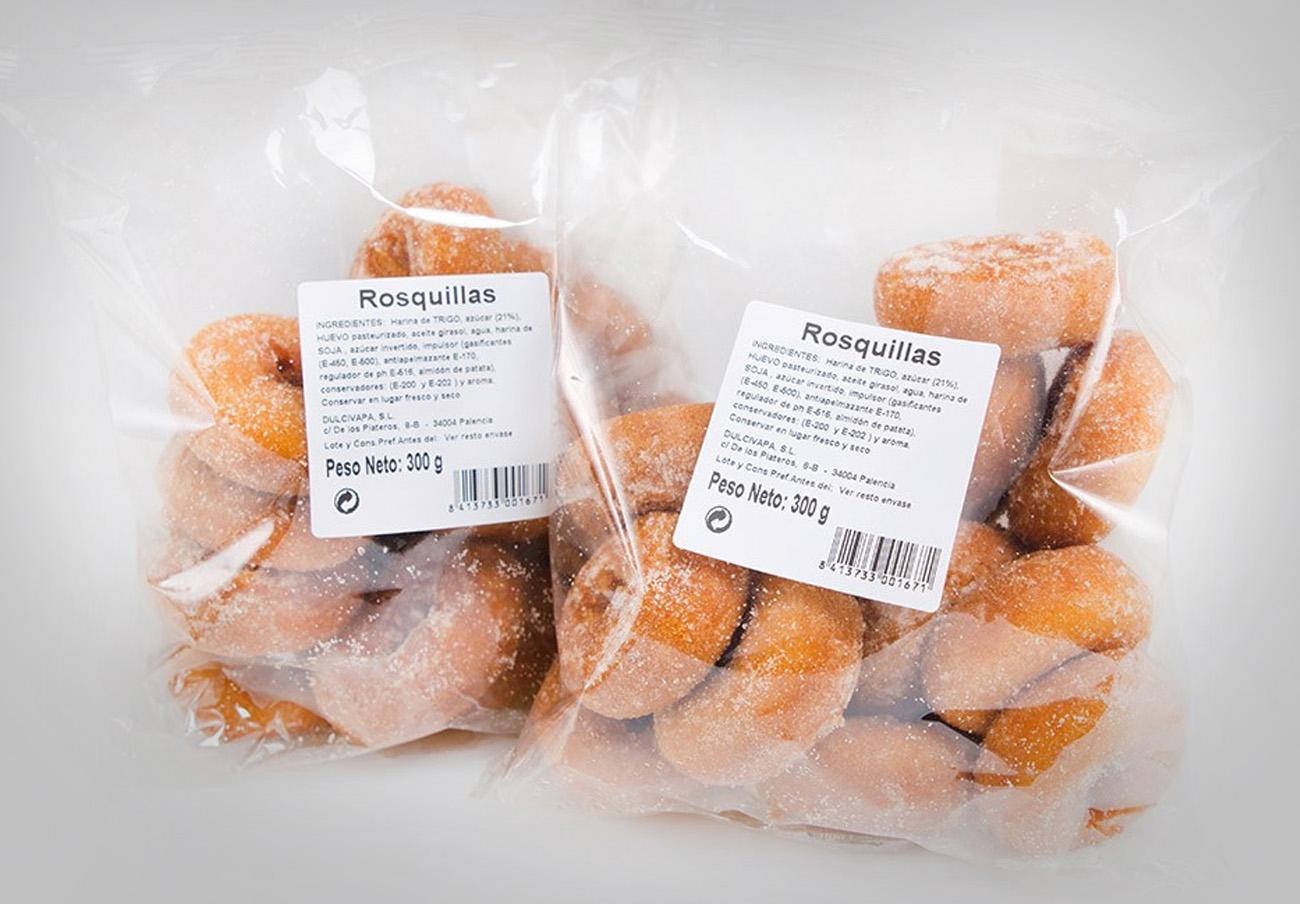 Detectan leche no declarada en rosquillas de la marca Dulcivapa, alerta FACUA