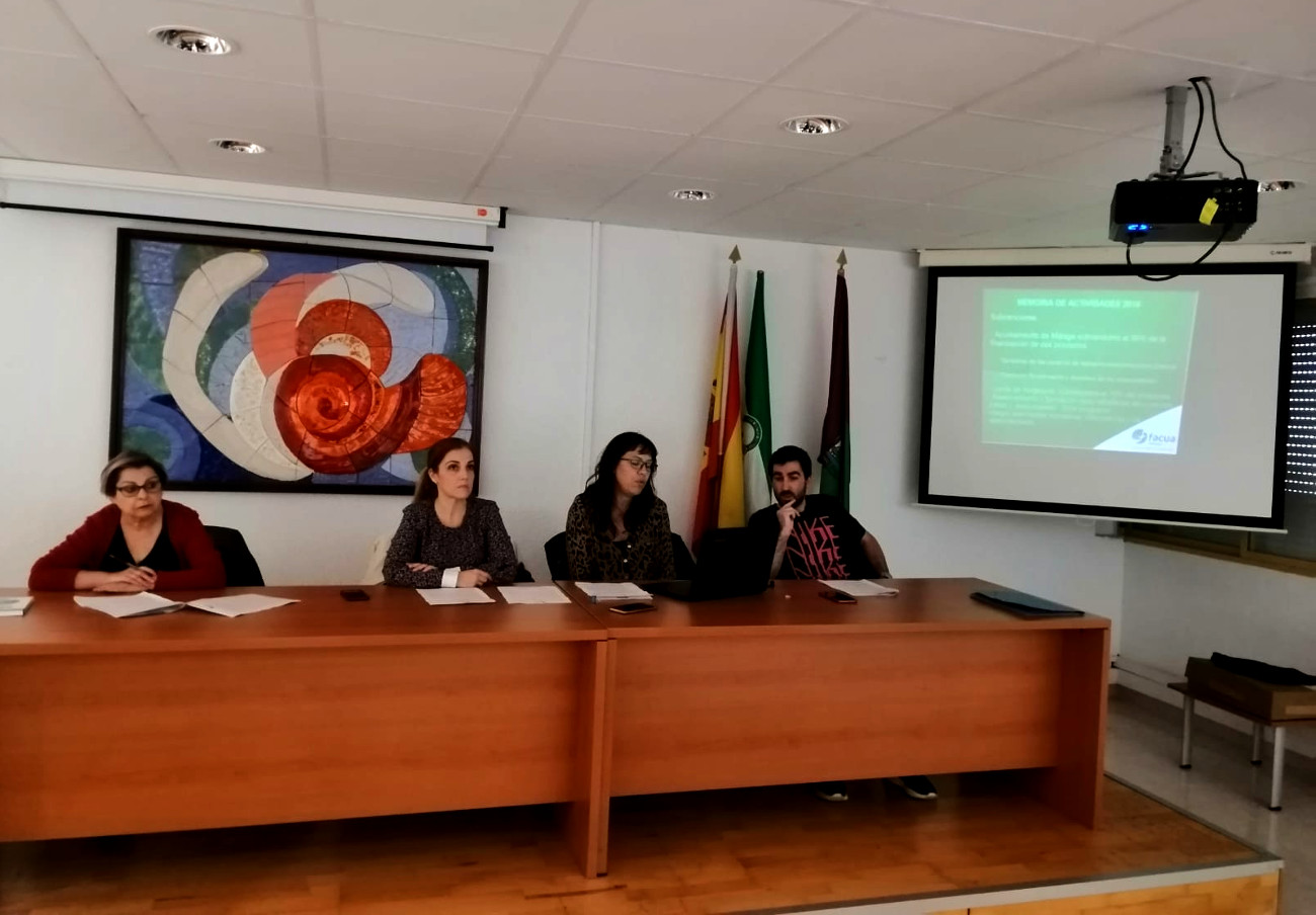 FACUA Málaga celebra su 36ª Asamblea General de Socios