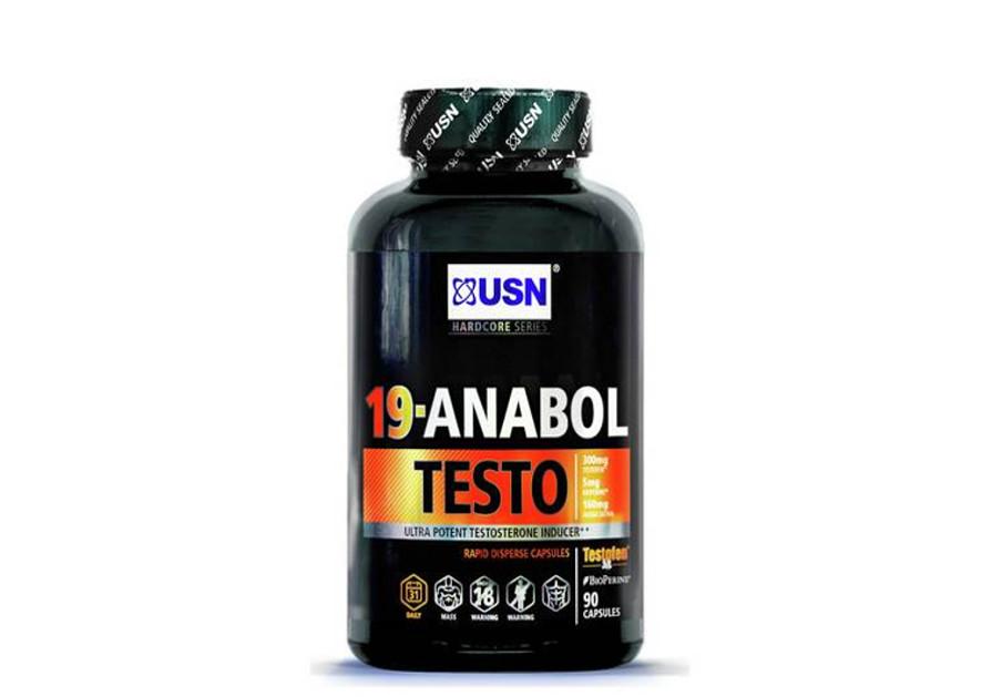 Detectan gluten no declarado en el complemento alimenticio 19-Anabol Testo de la marca USN, alerta FACUA