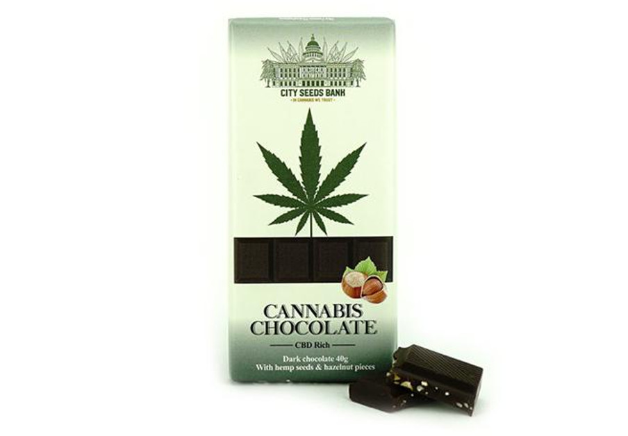 FACUA alerta de la presencia de un ingrediente no autorizado en el chocolate de la marca City Seed Banks