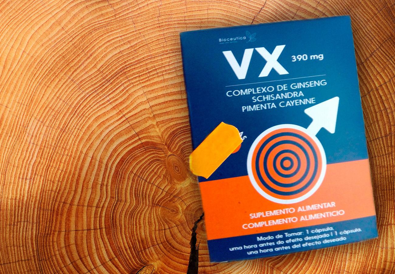 Sanidad ordena retirar el complemento alimenticio VX Cápsulas: contiene el principio activo de la Viagra