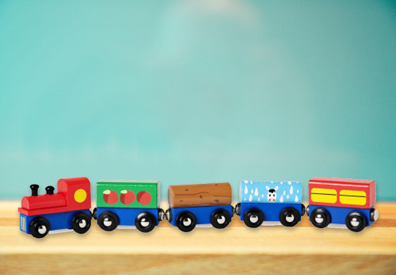 FACUA alerta de la retirada del mercado de un tren de juguete de las tiendas Tiger por riesgo de asfixia