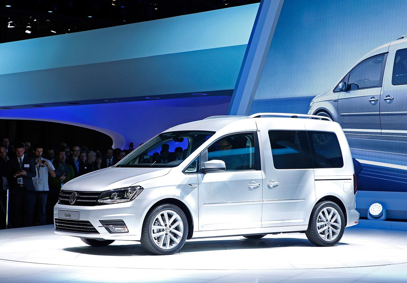 Alerta por un fallo en el asiento de las furgonetas Caddy de Volkswagen que impide desplegar el airbag
