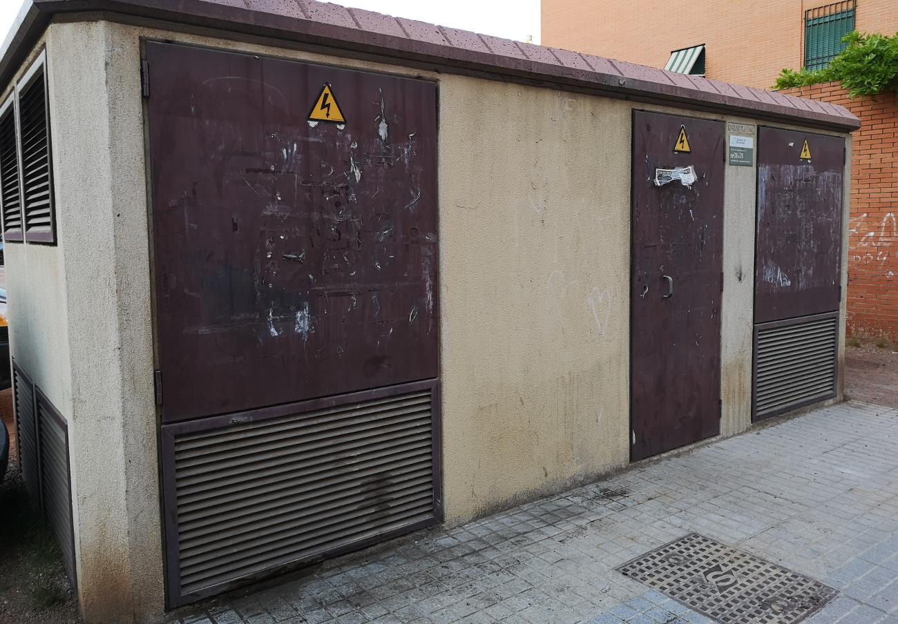 FACUA Córdoba denuncia la explosión de un transformador de Endesa en una vía pública de la capital