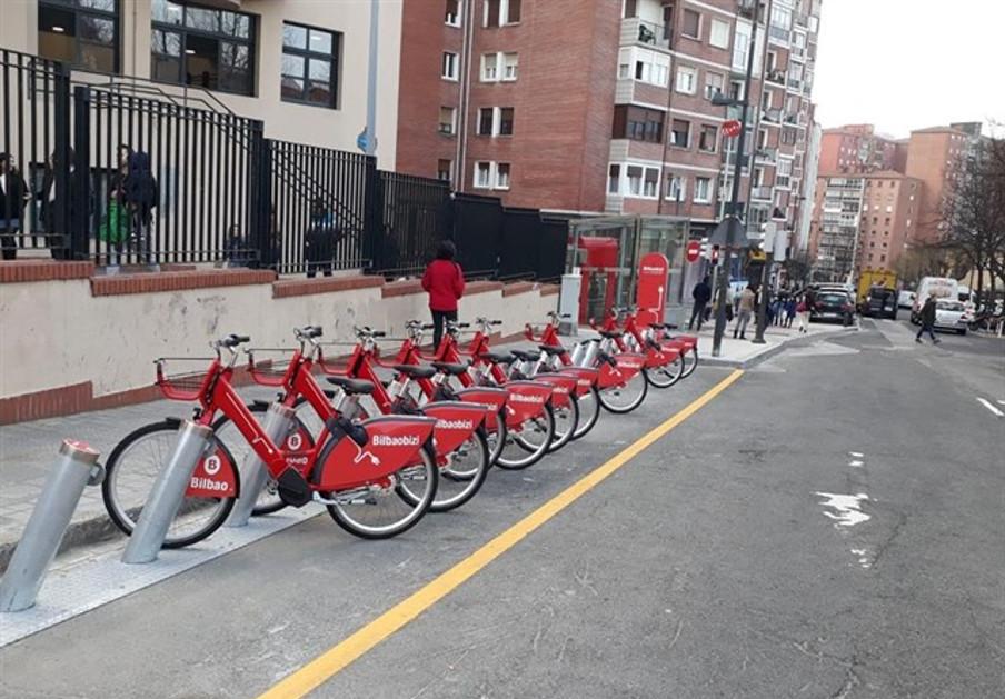 FACUA reclama al Ayuntamiento de Bilbao una mejora en el servicio municipal de préstamo de bicicletas