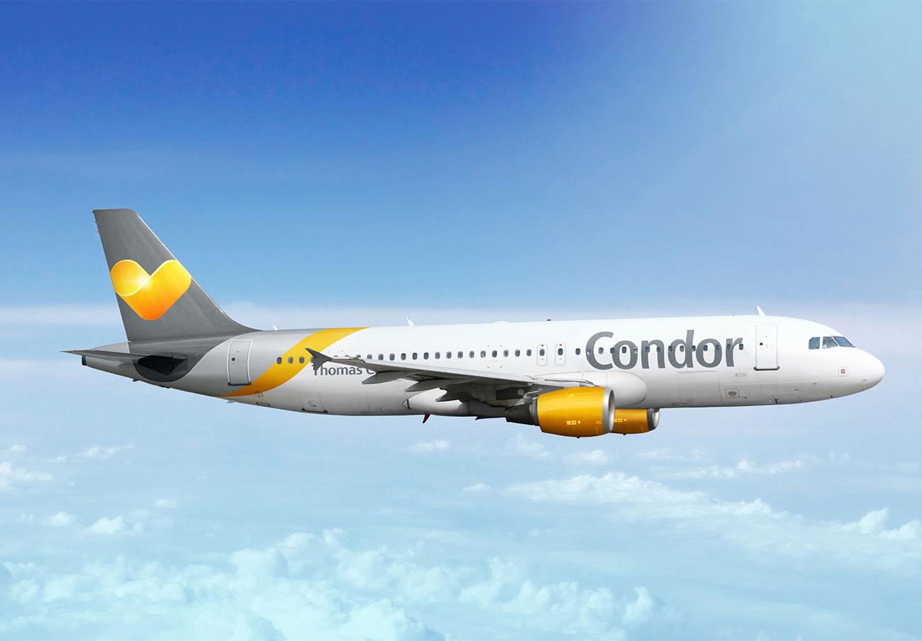 Tras la denuncia de FACUA, la aerolínea Condor paga una multa y sustituye su 902 de atención al cliente