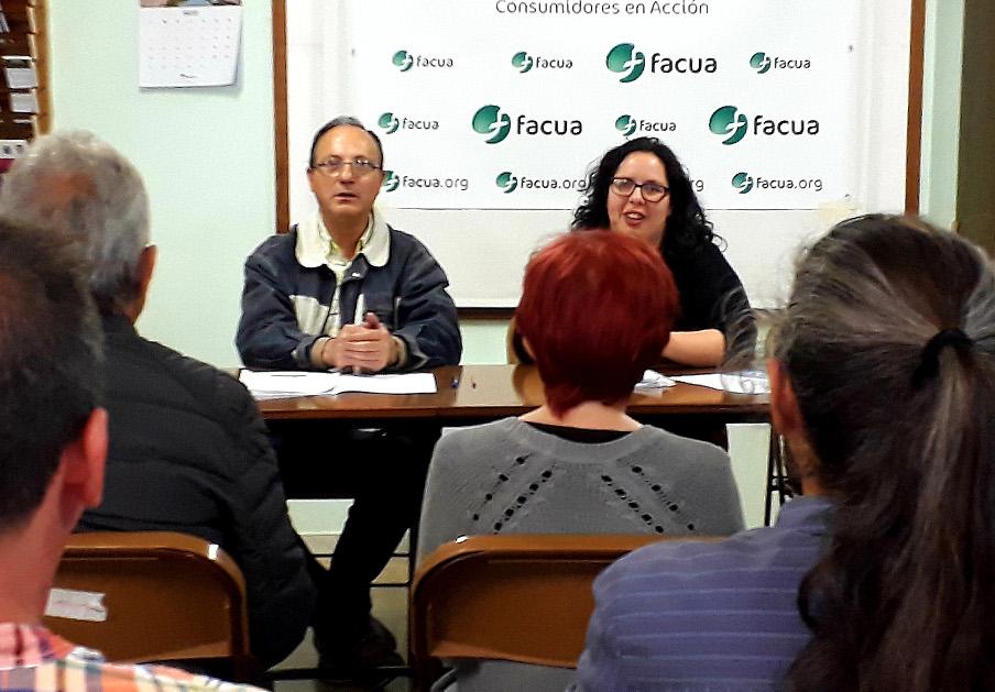 FACUA Castilla y León celebra su Asamblea General de Socios