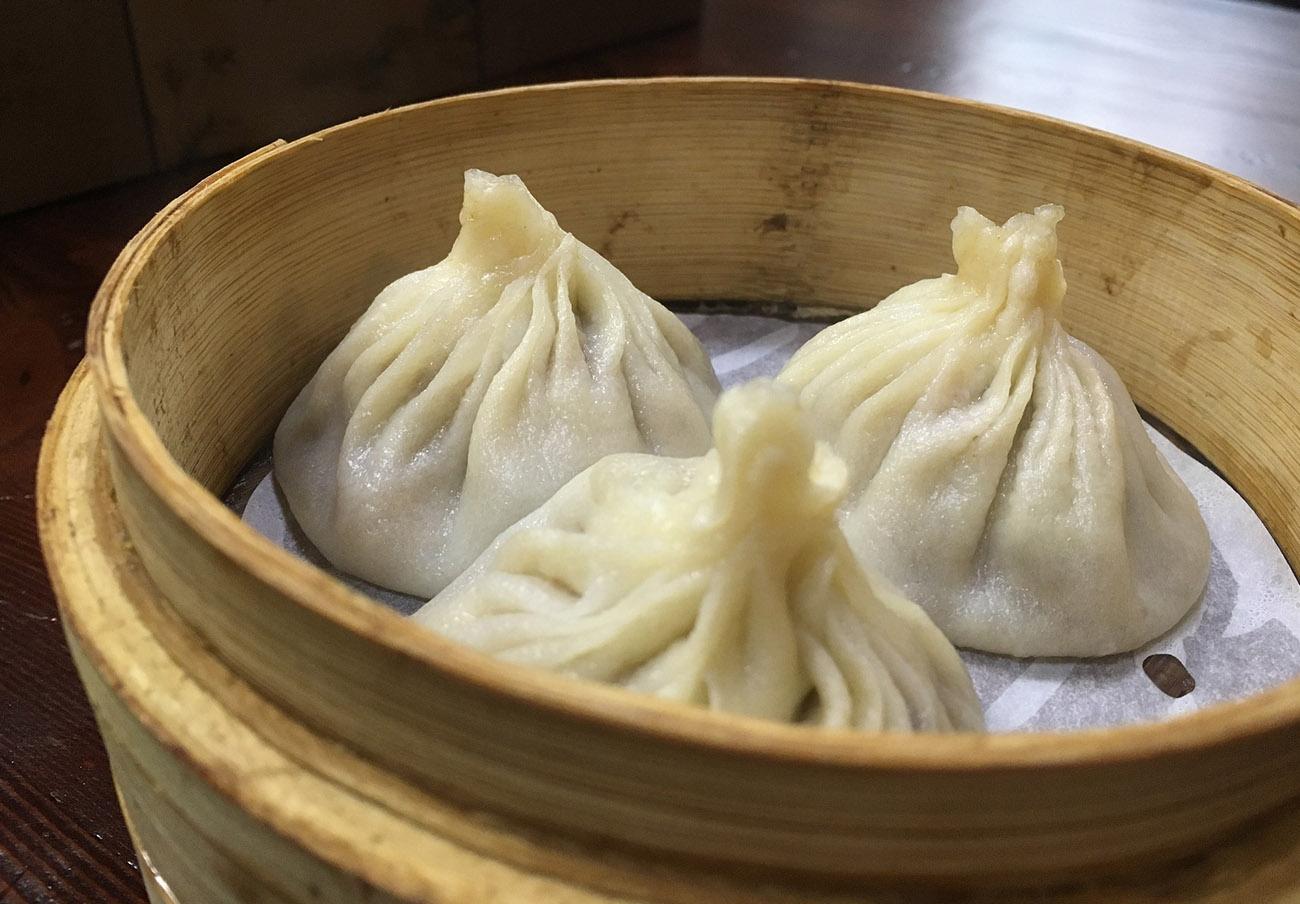 Detectan crustáceos no declarados en dumplings de champiñones y col china de la marca Freshasia Foods