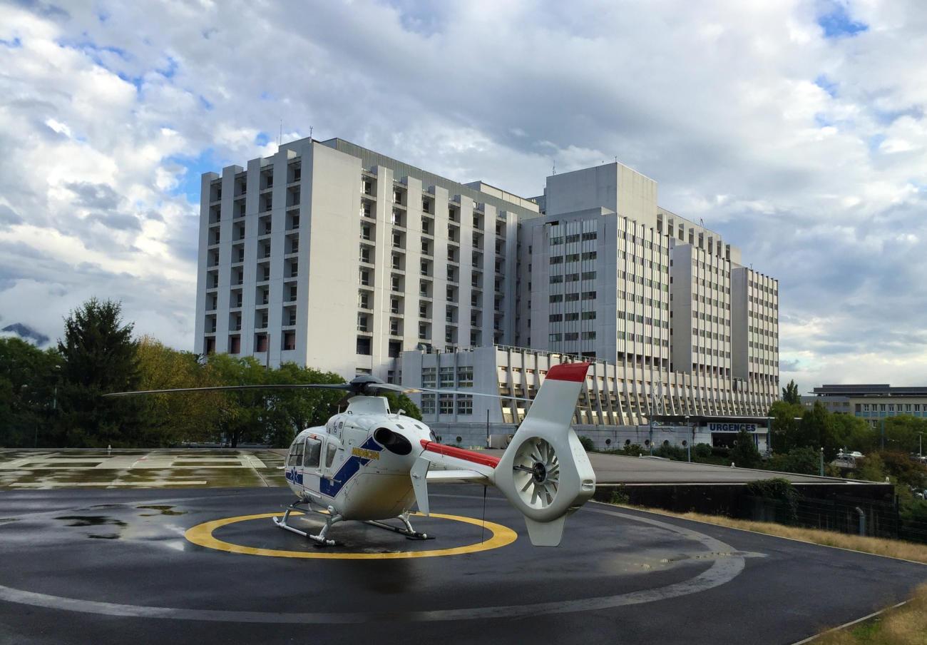 FACUA insta a Sanidad de Cantabria a construir helipuertos en los principales hospitales de la comunidad