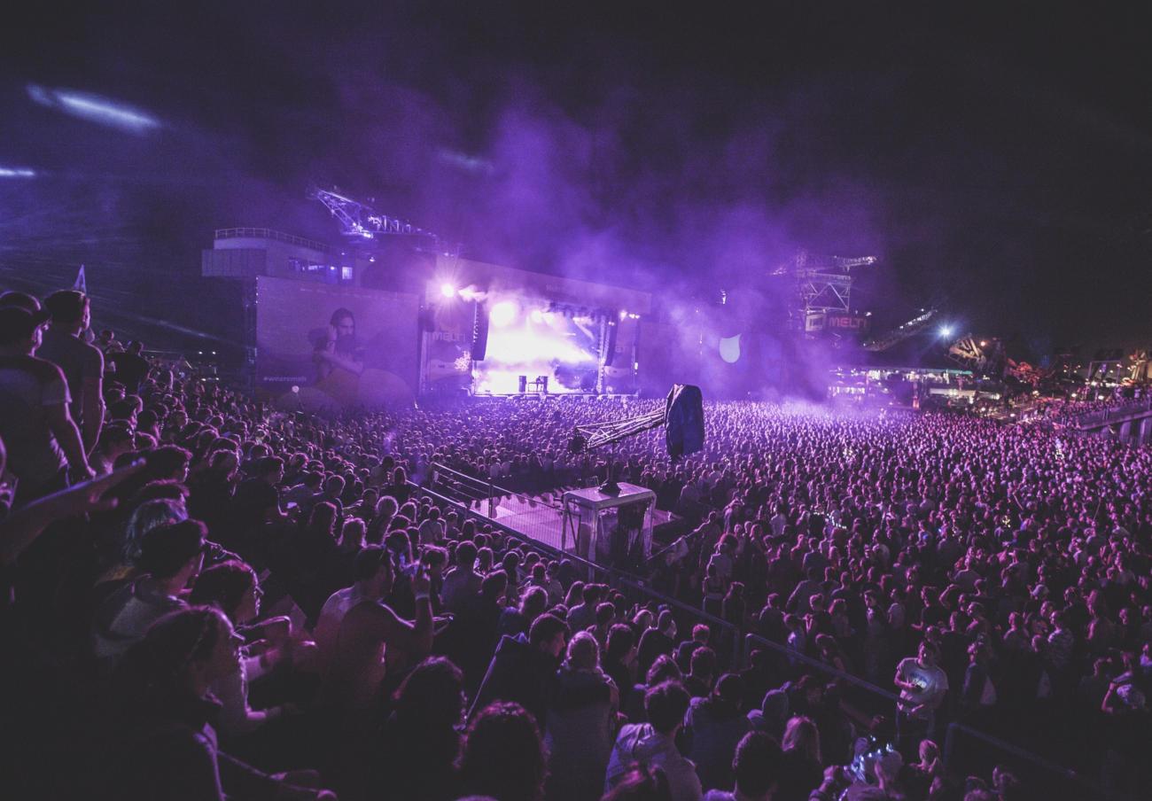 FACUA insta a la Comunidad de Madrid a multar al Paraíso Festival por impedir acceder con comida y bebida