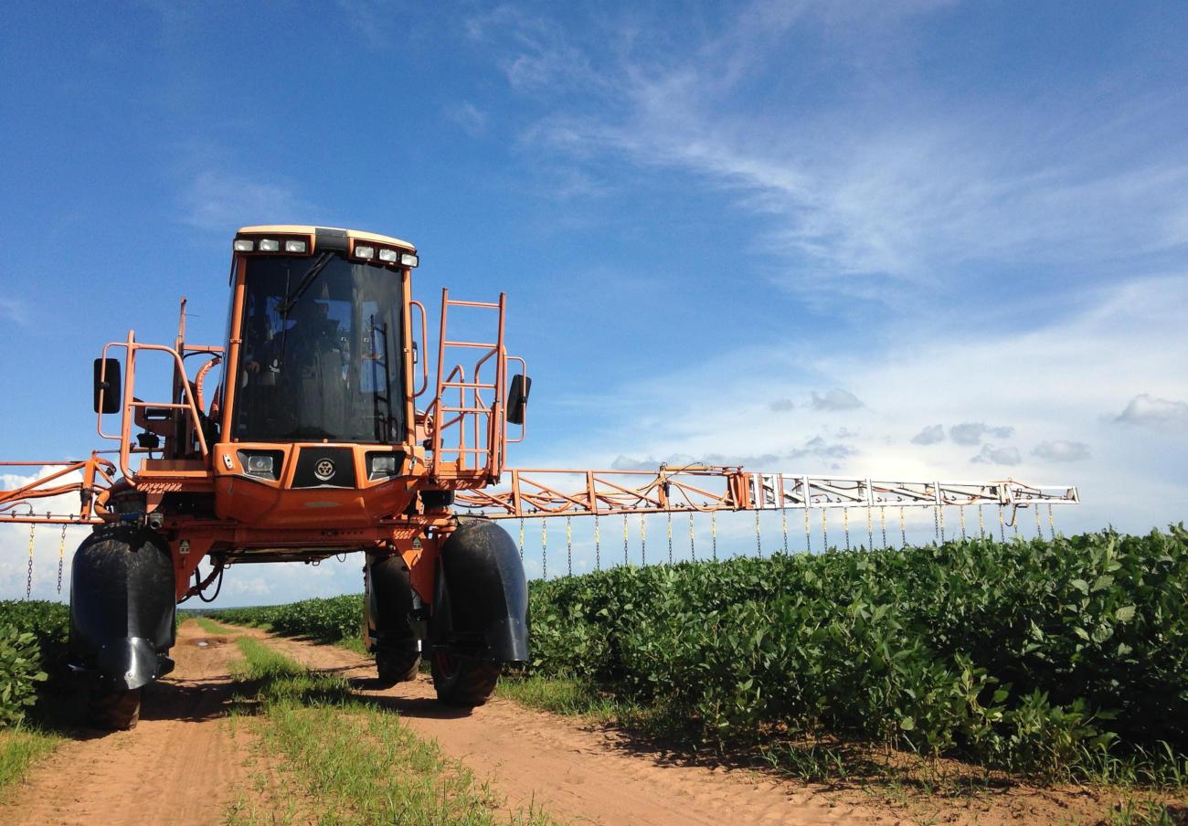 La Unión Europea prohibirá en 2020 el pesticida clorpirifós por su peligro para la salud