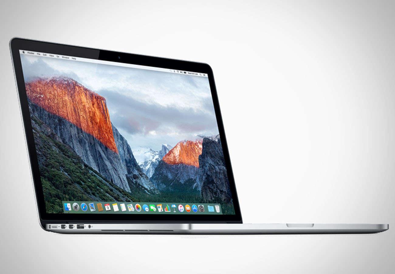 Apple cambiará las baterías de los MacBook Pro afectados por riesgo de sobrecalientamiento