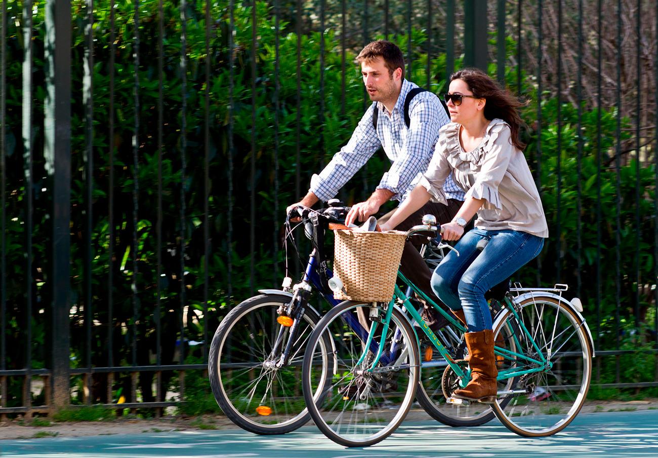 ¡Atención, ciclista! FACUA Sevilla te explica la normativa para circular por la ciudad