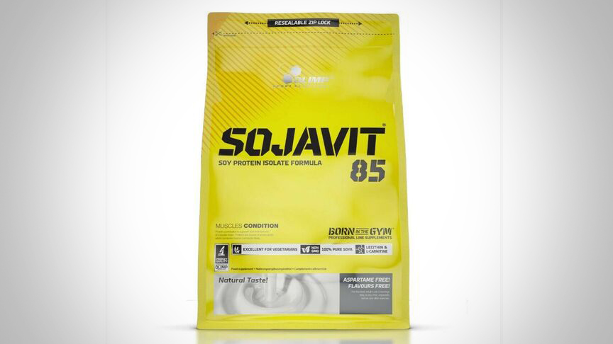 Detectan proteína de leche no declarada en soja en polvo Soy Protein Isolate Formula de Sojavit 85