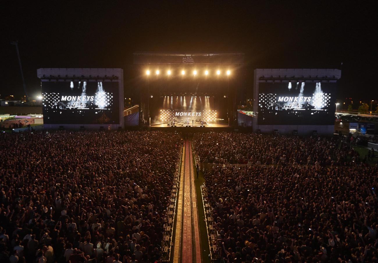 FACUA insta al Mad Cool a iniciar ya el reembolso de las entradas tras la cancelación del festival