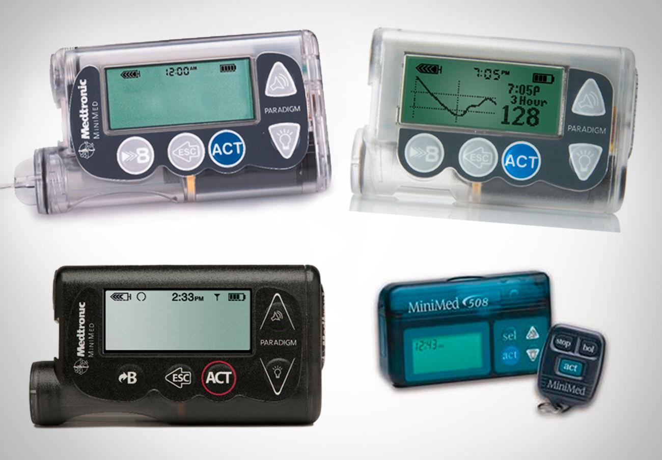 Un fallo de seguridad en bombas de insulina Medtronic permite a terceros controlar el dispositivo