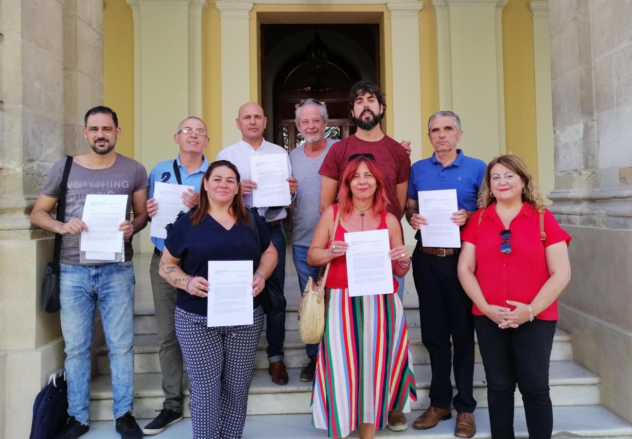FACUA Sevilla pide participación activa junto a sindicatos y vecinos en el Consejo Municipal de Comercio