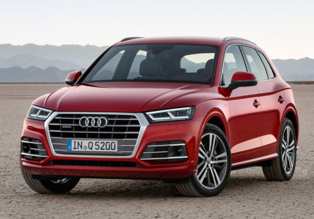 Alerta de riesgo de accidente por desprendimiento del embellecedor del paso de rueda en algunos Audi Q5