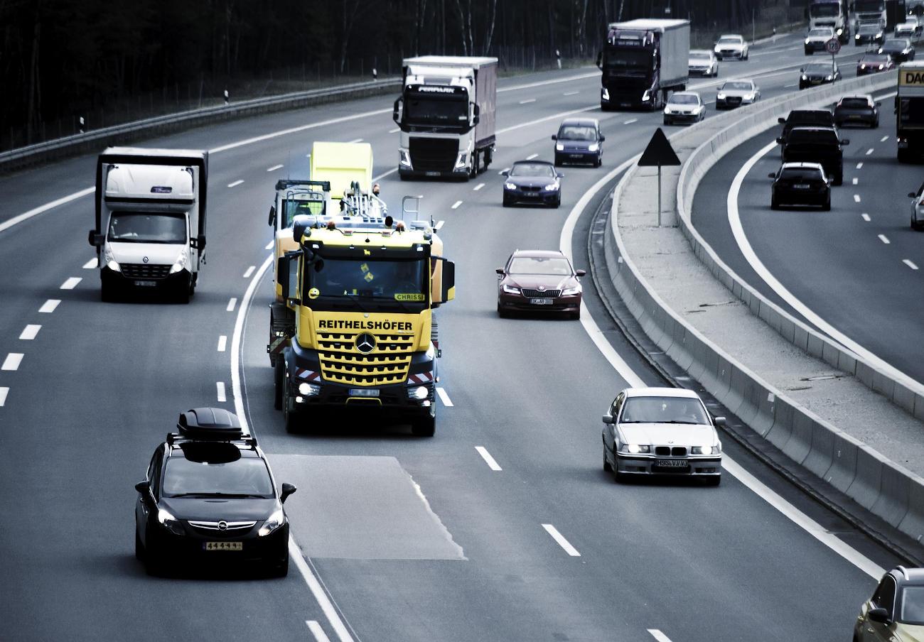 FACUA rechaza el peaje que plantea el Gobierno para todas las carreteras estatales y regionales