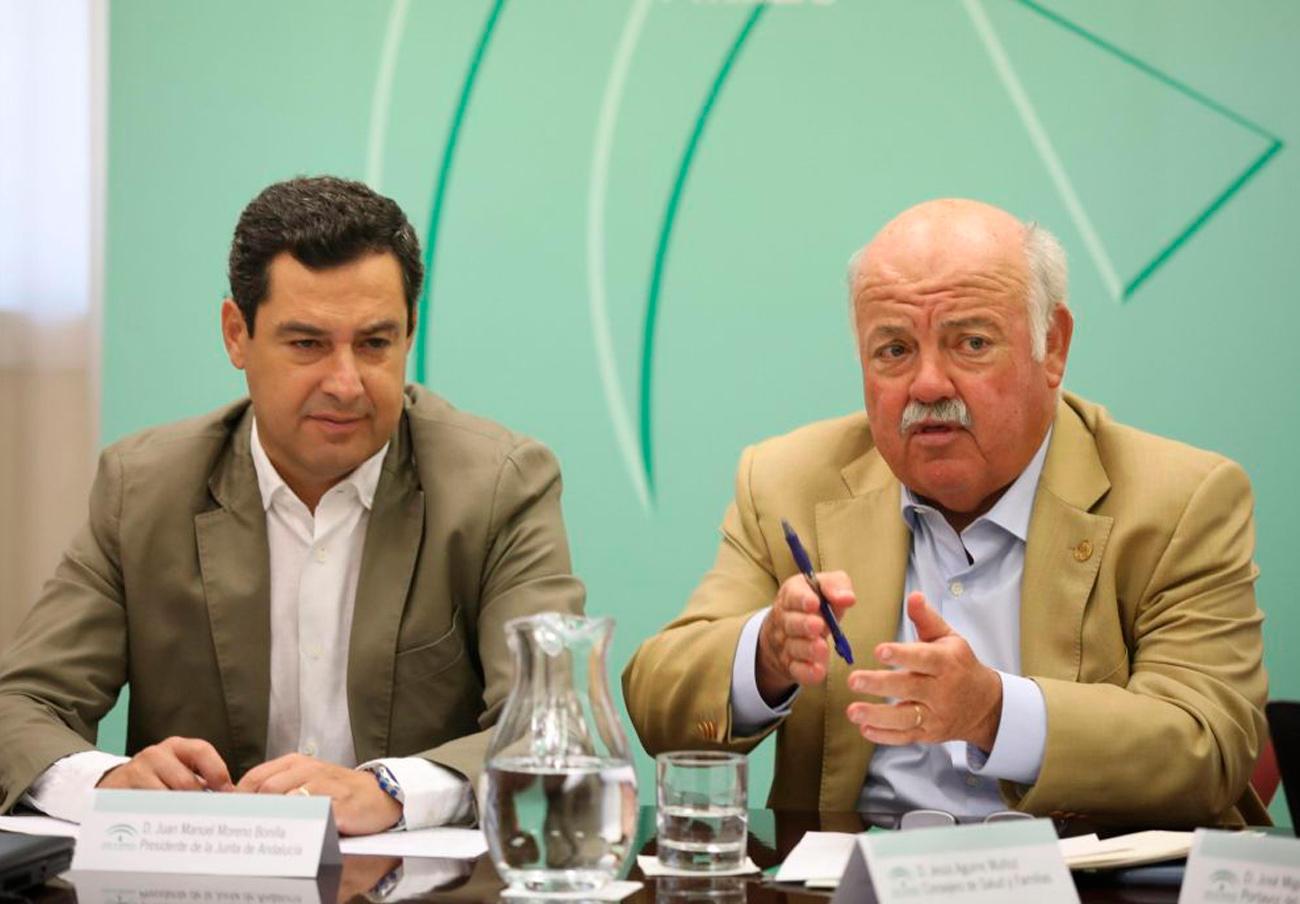 """El consejero de Salud andaluz dice que la empresa responsable de la listerioris ha tenido """"mala suerte"""""""