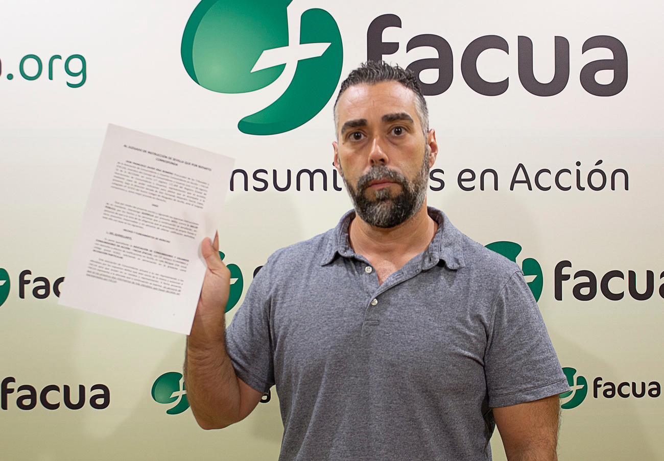 FACUA presenta una querella contra Magrudis por posible delito contra la salud pública