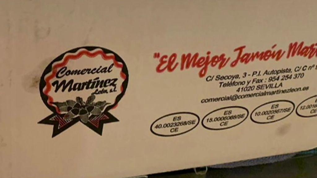 Las administraciones siguen sin mostrar imágenes de la carne mechada de Comercial Martínez León