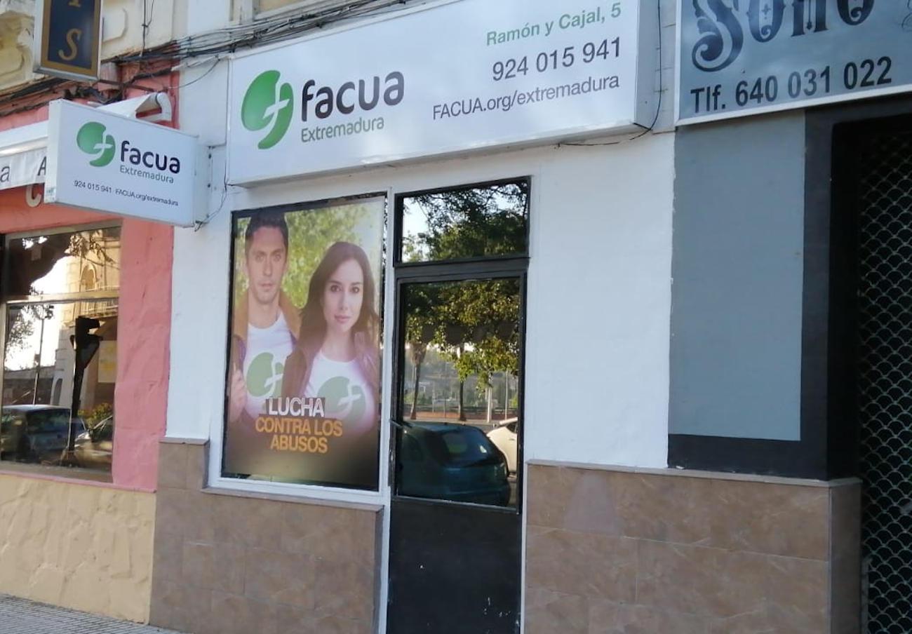 FACUA Extremadura abre su sede en Badajoz