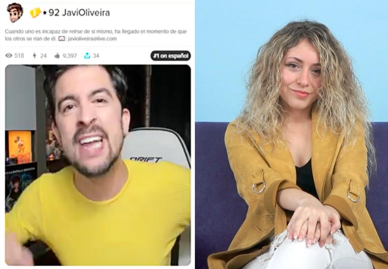 """Demandan al 'youtuber' Javier Oliveira por """"acosar"""" a una joven y su madre desde su canal"""