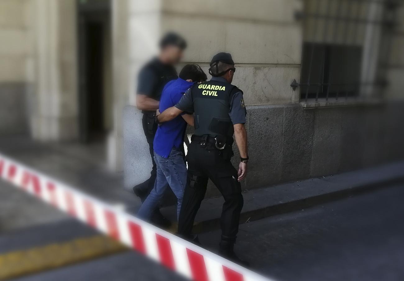 Caso Magrudis: La jueza envía a prisión sin fianza a José Antonio Marín Ponce y Sandro Marín Rodríguez