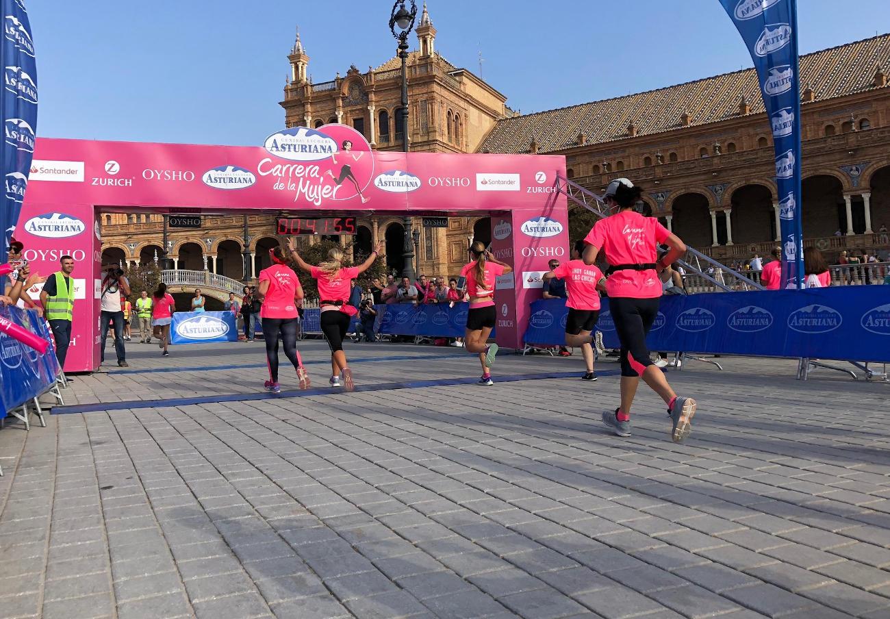Carrera de la Mujer: FACUA denuncia el uso de la imagen de las corredoras para hacer publicidad