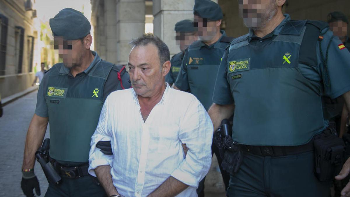 Caso Magrudis: La Audiencia mantiene en prisión a José Antonio Marín Ponce y Sandro Marín Rodríguez