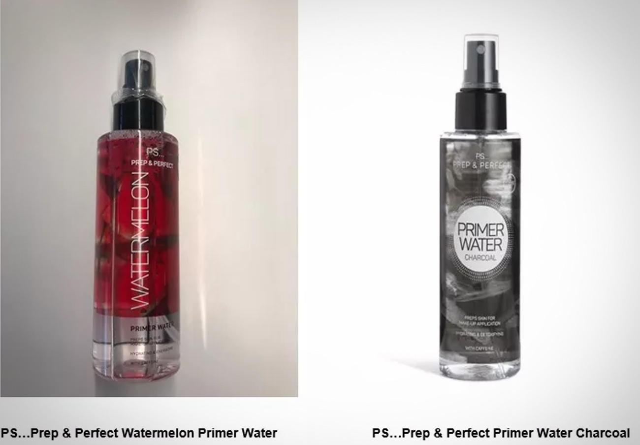 Sanidad ordena la retirada del mercado de dos cosméticos de Primark por estar contaminados
