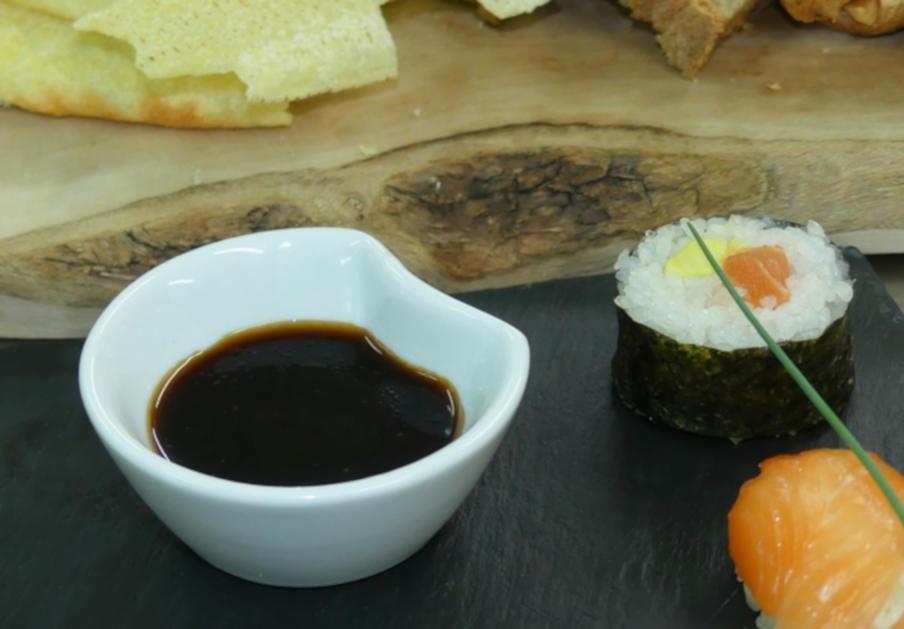 Detectan gluten no declarado en el etiquetado de salsa teriyaki Master Sauce