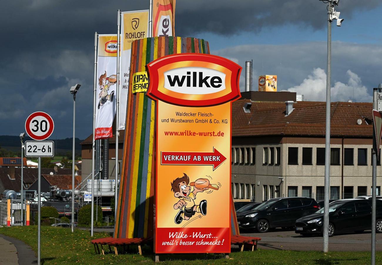 Sanidad alerta de una marca cárnica alemana con Listeria cuando en realidad son más de 25 las afectadas