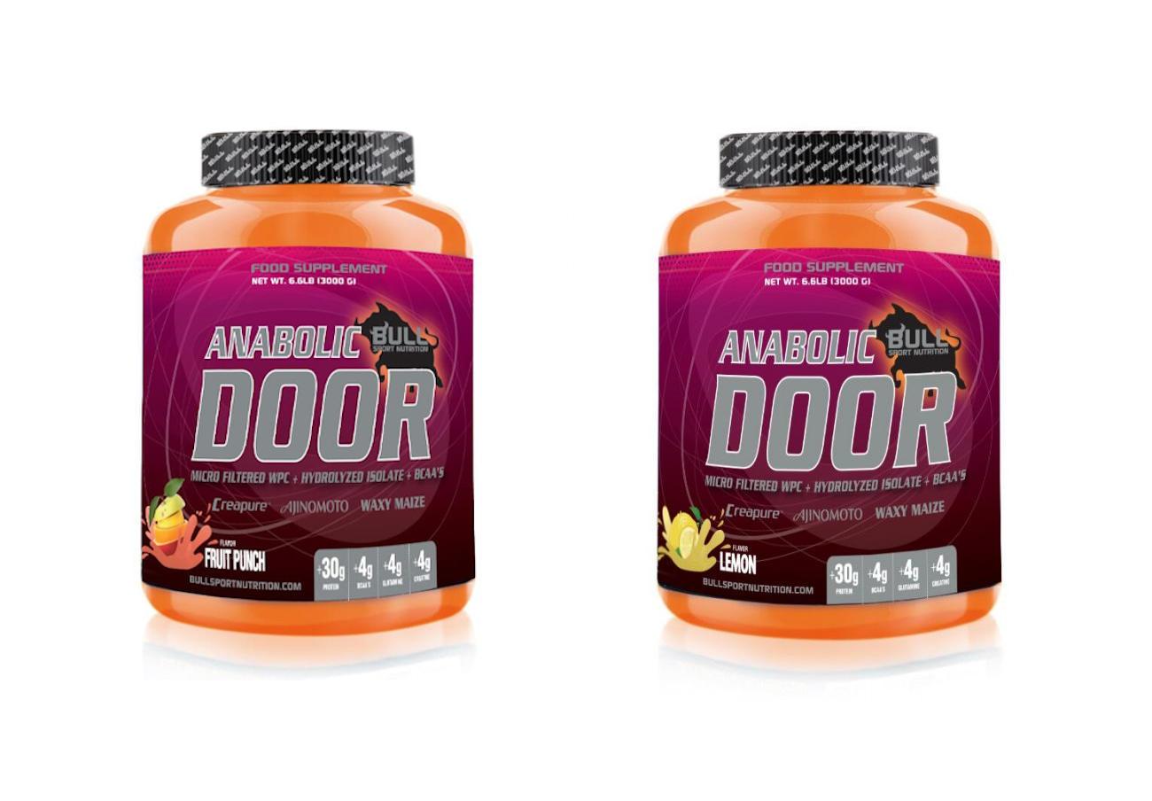 FACUA alerta de la presencia de sulfitos no declarados en complemento alimenticio Anabolic Door