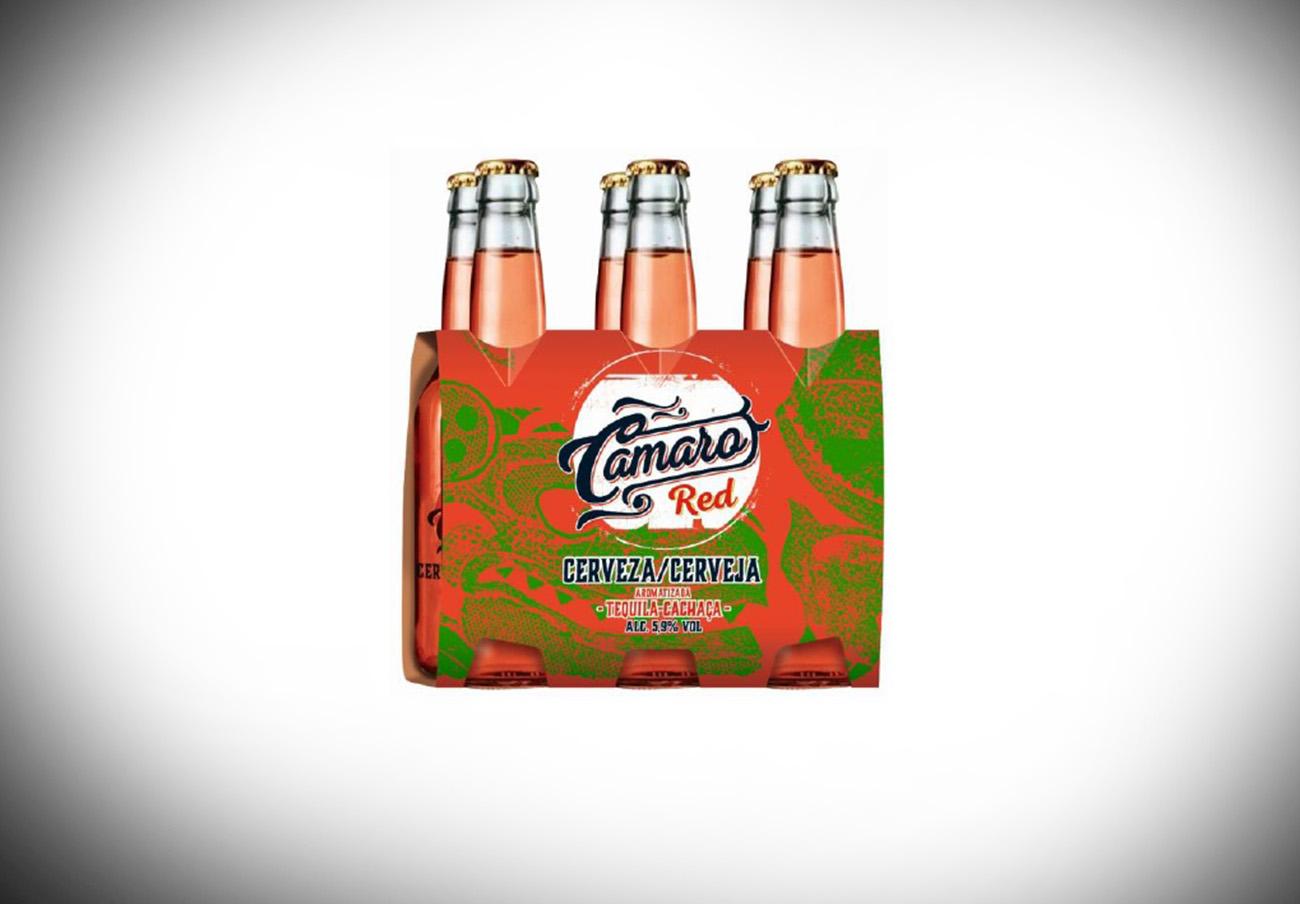 Alertan de la retirada de un lote del producto Camaro Cerveza Red de Lidl por un defecto en las botellas