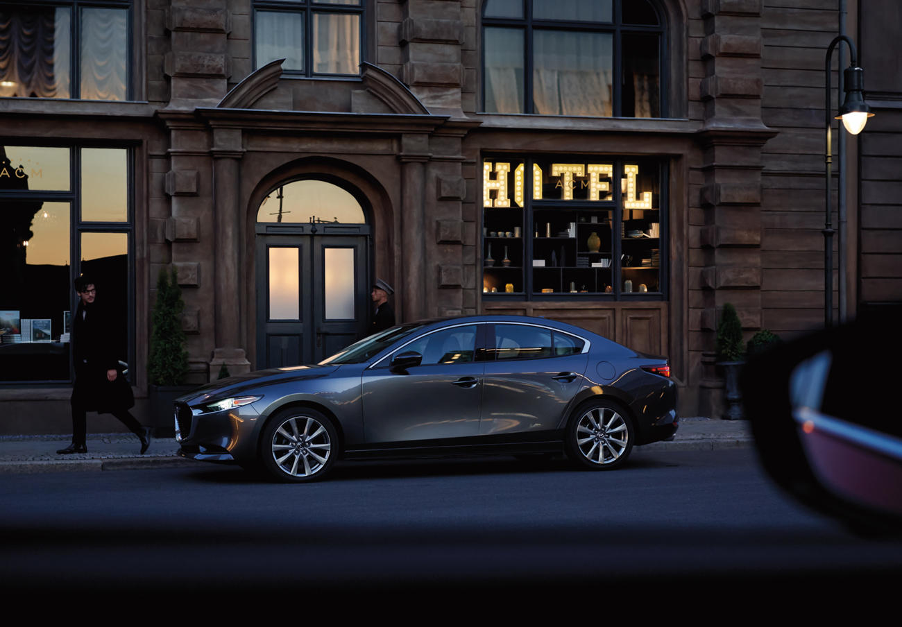 Mazda llama a revisión en Estados Unidos a 35.000 vehículos por un fallo en los frenos