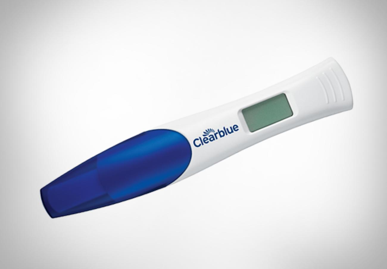 Retiran varios lotes del test de embarazo ClearBlue Digital por un error en las instrucciones