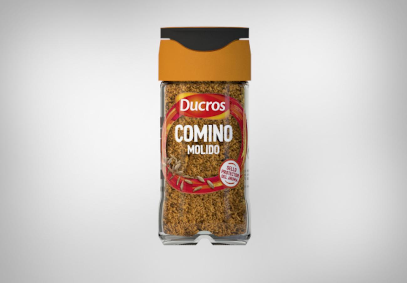 FACUA alerta de la presencia de gluten no declarado en comino molido de la marca Ducros
