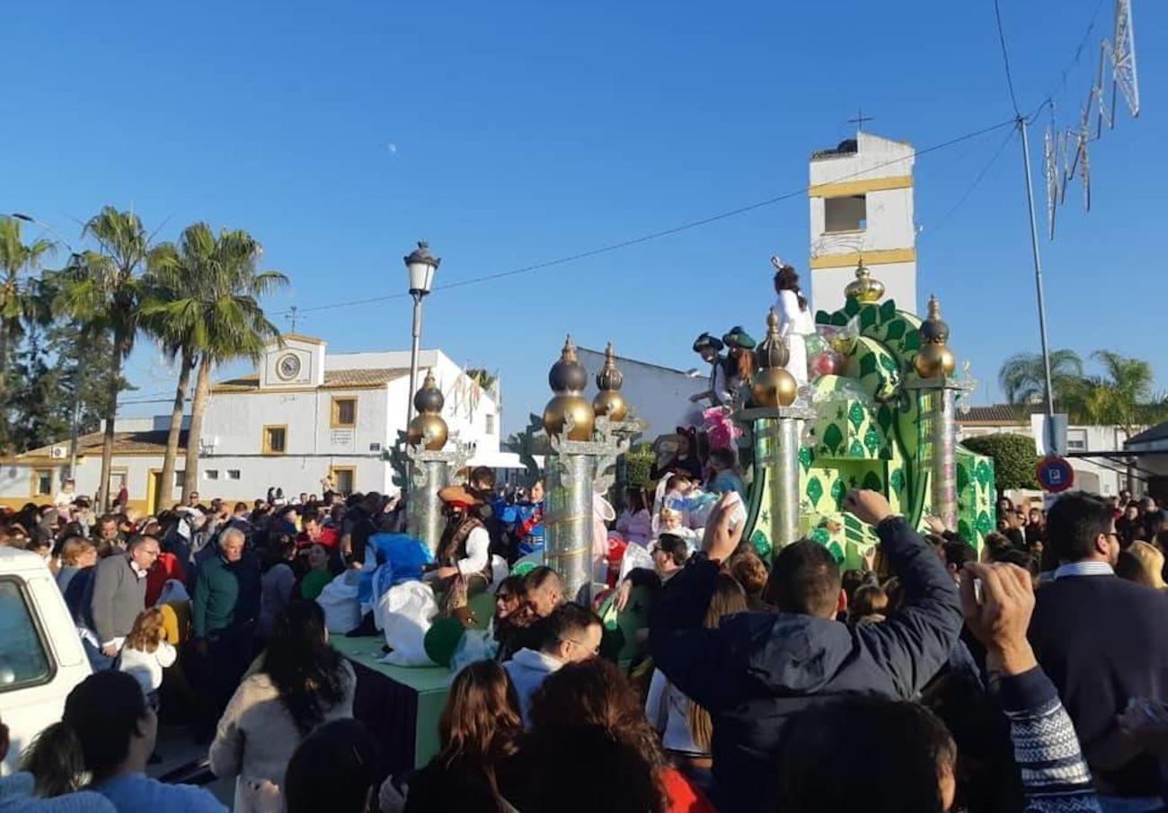 FACUA Sevilla insta a los heridos por la cabalgata de Reyes de Utrera a reclamar indemnizaciones
