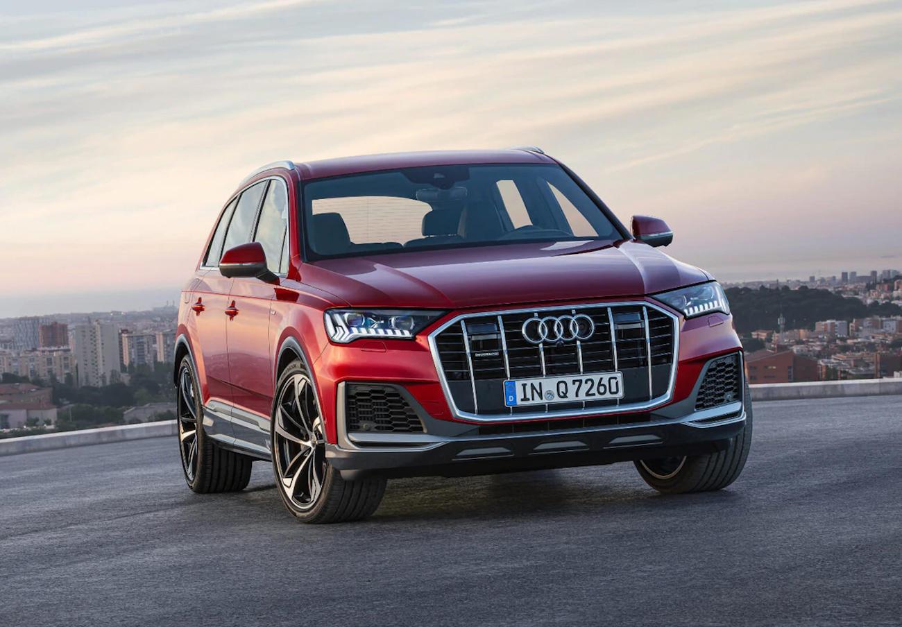 FACUA alerta del riesgo de incendio por un error en el calefactor de la cámara delantera del Audi Q7