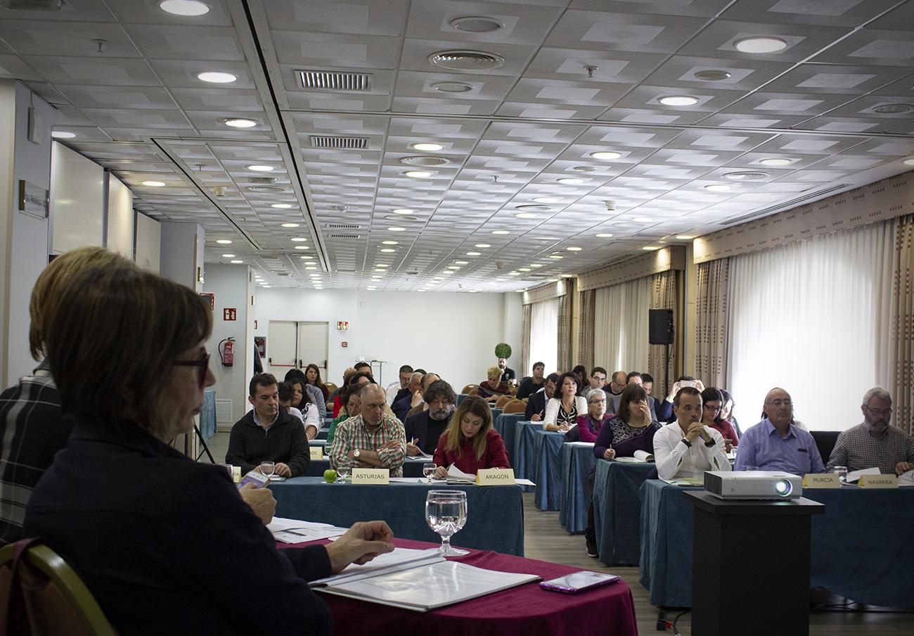 XIII Asamblea General de FACUA.