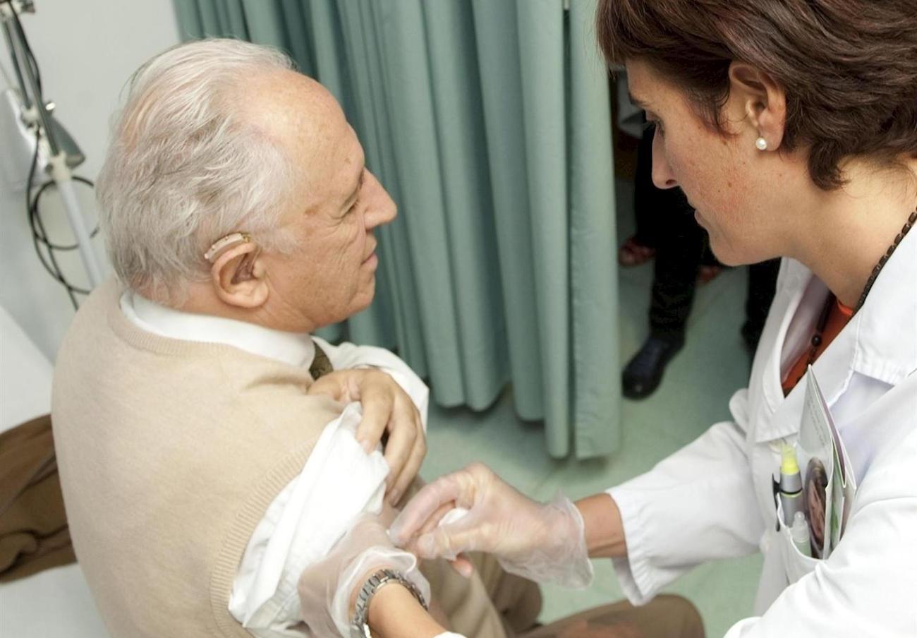 Comienza la epidemia de gripe en España, con 54,6 casos por cada 100.000 habitantes