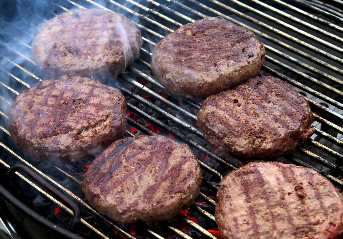 Alertan de gluten no declarado en hamburguesas de vacuno marca Waitrose
